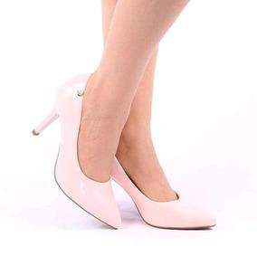 307c812aa6 Scarpin Rosa Bebê Feminino Scarpins - Sapatos no Mercado Livre Brasil