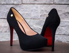 77481760c Scarpin 44 - Sapatos no Mercado Livre Brasil