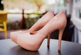 21c9a8c6d Scarpin Meia Pata Com Fivela Feminino Tamanho 44 - Sapatos 44 com o  Melhores Preços no Mercado Livre Brasil