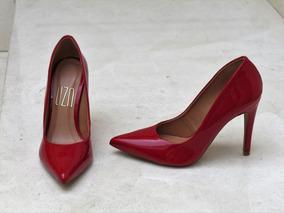 6800906a3 Sapato Scarpin Carmim - Sapatos com o Melhores Preços no Mercado ...