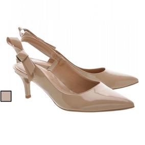eec0da9bf Sapato Aberto Atras Sapatos Feminino - Sapatos com o Melhores Preços no  Mercado Livre Brasil