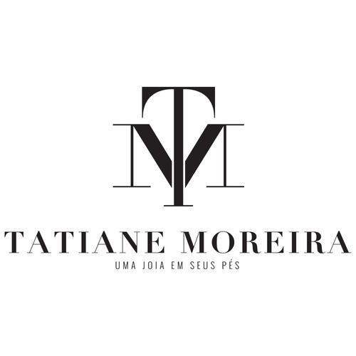 0489130717 Scarpin Salto Baixo Tatiane Moreira Azul Marinho - R  169