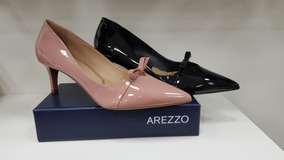 921841f32b Scarpins Arezzo para Feminino no Mercado Livre Brasil