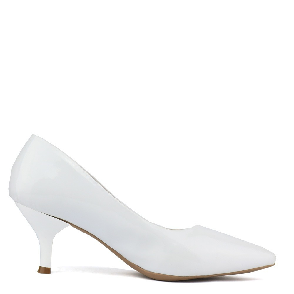7205e5b7d scarpin sapato social feminino verniz fashion festa 2018. Carregando zoom.