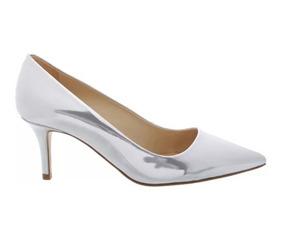 283a6c0c4 Scarpins Schutz Dourado E Prata Femininos - Calçados, Roupas e Bolsas com o  Melhores Preços no Mercado Livre Brasil