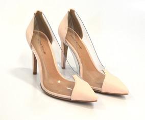 5a82a1eec Scarpin Salto Transparente - Sapatos com o Melhores Preços no Mercado Livre  Brasil