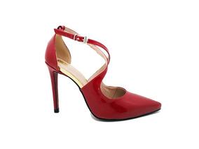 4e288a1b1d Salto Alto Tiras Feminino Scarpins - Sapatos no Mercado Livre Brasil