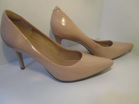 19ff74946 Sapato Scarpin Da Via Uno Feminino - Sapatos com o Melhores Preços no  Mercado Livre Brasil