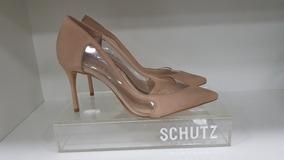 84f67c5361 Scarpins Schutz para Feminino no Mercado Livre Brasil