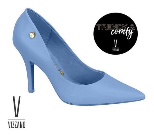 scarpin vizzano salto alto trendy & comfy