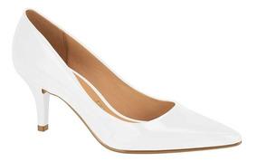 e01f33990 Sapato De Noiva- Scarpin Feminino - Sapatos com o Melhores Preços no  Mercado Livre Brasil