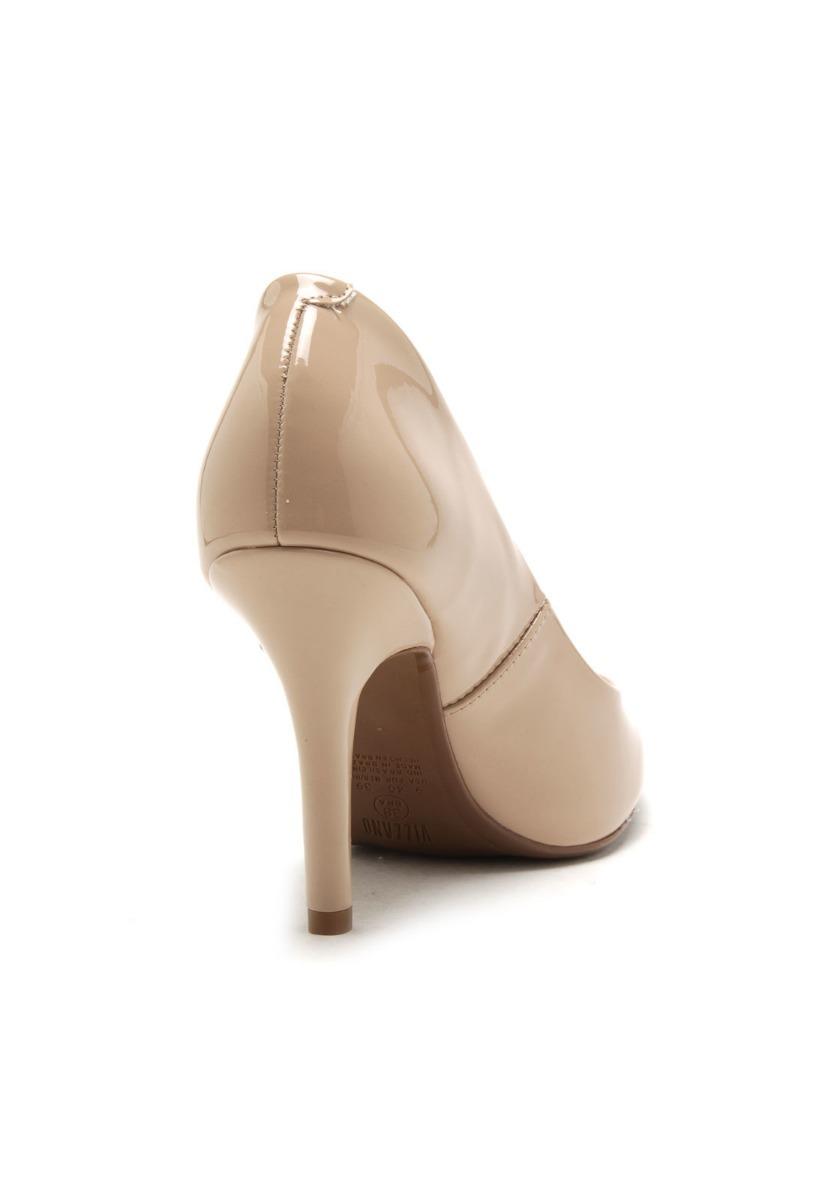 575284423 Carregando zoom... sapato feminino scarpin salto alto vizzano promoção