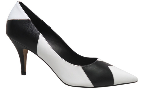 scarpin werner 042101 social preto e branco