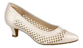 06fdf0631 Scarpin Modare Feminino Scarpins - Sapatos com o Melhores Preços no Mercado  Livre Brasil