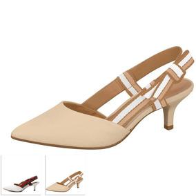 de5d89af2 Sapato Chanel Salto Baixo Tam38 Feminino - Sapatos no Mercado Livre ...