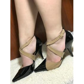 3189c3246a Scarpin De Tiras Fechado Atr S - Sapatos no Mercado Livre Brasil