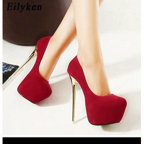 43f99b41e9 Sapatos Femininos Salto Alto Importados - Scarpins para Feminino ...