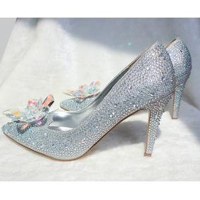 ce8cf4f4f4f Sapato Cinderela Schutz Tamanho 40 - Scarpins para Feminino no ...