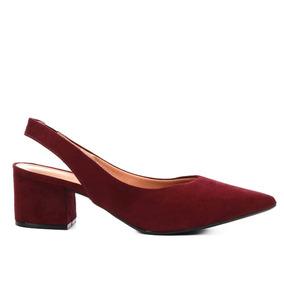 5c360a74e Sapato Scarpin De Elastico Vizzano Branco Off 1113301 - Calçados ...
