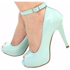 86d57c634a Sapato Boneca Tiffany - Sapatos para Feminino Verde claro no Mercado ...