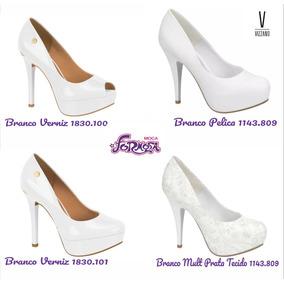 8501de494 Sapato De Noiva Nude Vizzano - Sapatos no Mercado Livre Brasil