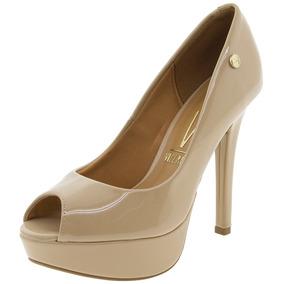 f1aaacbd97 Elmo Calcado Peep Toe - Sapatos para Feminino no Mercado Livre Brasil