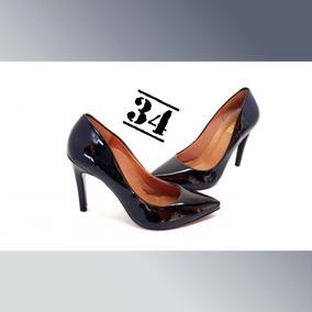 f10d99948d Sapato Scarpin Ouro Velho E Sandalias - Sapatos no Mercado Livre Brasil