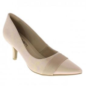3fa879b93a Scarpin Marrom Feminino Scarpins Ramarim - Sapatos no Mercado Livre ...