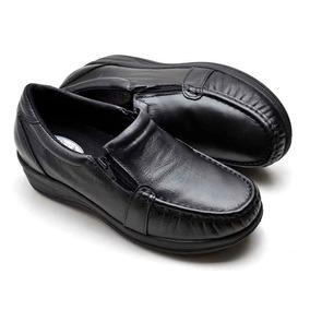 636fc90357f Sapato Boneca Usaflex Feminino - Calçados