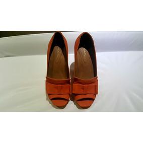 3abe4d054 Sapato Scap Feminina Via Marte Plataforma - Sapatos para Feminino ...