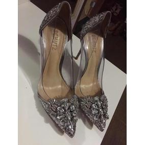5efd482a290 Scarpin Prata Nº 39 - Sapatos no Mercado Livre Brasil