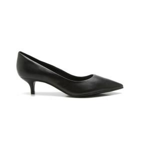 88b4c2a4c Scarpin Bottero Com Laço Preto Em Couro - Sapatos no Mercado Livre ...