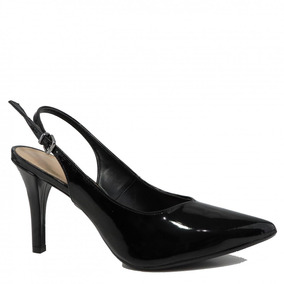 b261cbb000 Sapato Salto Alto Chanel Preto - Sapatos no Mercado Livre Brasil