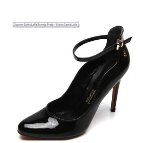 8a1ae8efc0 Scarpin Plataforma Santa Lolla Onca Bonecas - Sapatos no Mercado ...