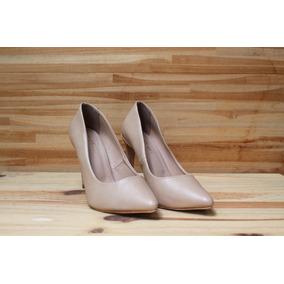 4f9afd9b29 Sapato Scarpin Nude Dafiti Shoes 36 Usado 1 Vez Salto 10cm