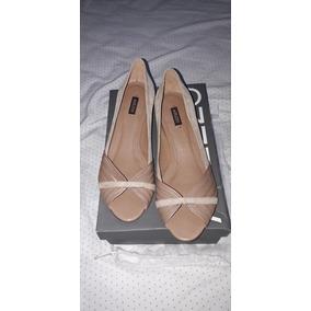 bd7f220f78fca Sapato Peep Toe Arezzo - Sapatos no Mercado Livre Brasil