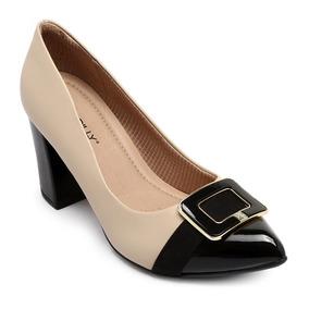 c4a6bb5b77 Pitol Calçados Piccadilly - Sapatos para Feminino Preto no Mercado ...