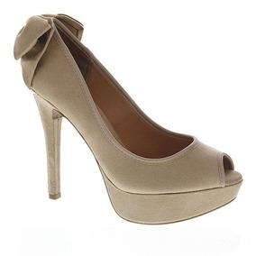 de98bb35d2 Sapato Vizzano Com Laco Atras - Sapatos para Feminino no Mercado ...