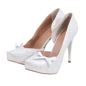 a72a0ada9f Sapato Feminino Pontal Calçados Scarpins - Sapatos para Feminino ...