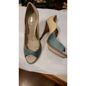9e45a74167 Scarpin Azul - Scarpins Dumond para Feminino no Mercado Livre Brasil