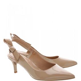 9e61692c10 Scarpin Bico Redondo Laranja Neon Da Arezzo!!!! - Sapatos no Mercado ...