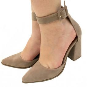 8078fc9f82736 Sapatos Pretos Fechados De Salto Grosso Feminino Lacoste - Calçados ...