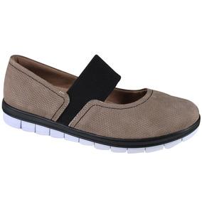 12c894386e Sapato Boneca Bordo Feminino Usaflex - Sapatos no Mercado Livre Brasil