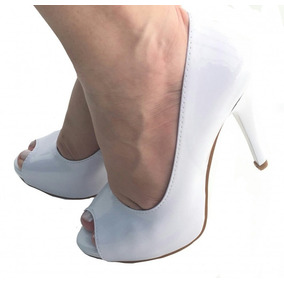 22675995c Sandalia Salto Alto Para Noiva - Sapatos para Feminino no Mercado ...