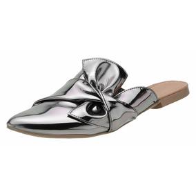 7c031a6307 Sapato Scarpin Aberto Atrás Stiller Feminino Scarpins - Sapatos no ...