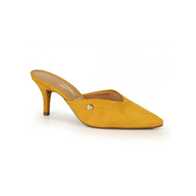 d171a1320 Sapato Boneca Tiffany - Sapatos para Feminino Amarelo no Mercado ...