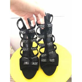 5759b83dd Sandalia Scarpin Prata Scarpins Schutz - Sapatos no Mercado Livre Brasil