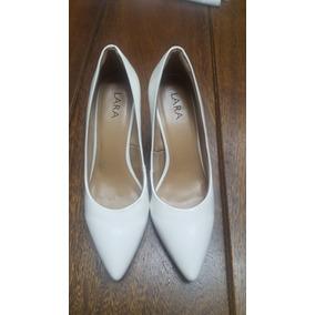 d3b844f161 Sapato Branco (usado No Meu Casamento) - Tam  37 - Ótimo Est
