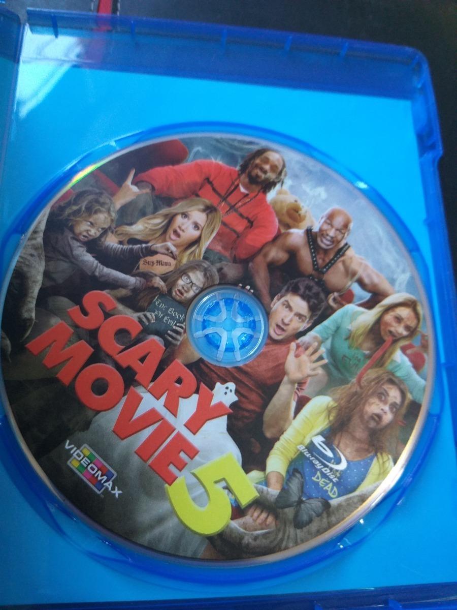 Scary Movie 5 El Mal Ya Viene 45 00 En Mercado Libre