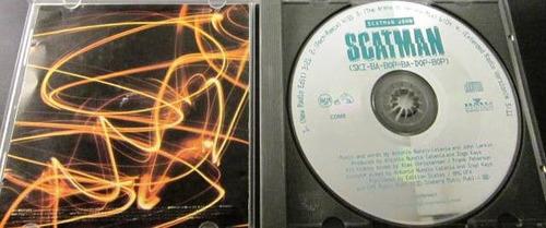 scatman john - scatman ski ba bop ba dop bop single